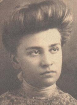 Beulah Viola <i>Zellers</i> Messamer