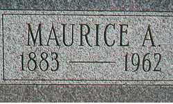 Maurice Albert Umstead