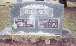 John Thomas Brown