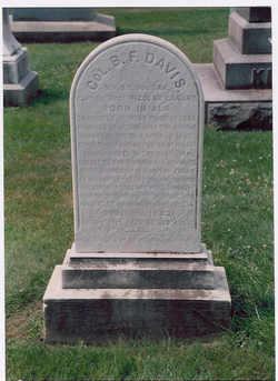 Benjamin Franklin Grimes Davis