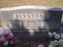 Ruby G. <i>Gentry</i> Blystone