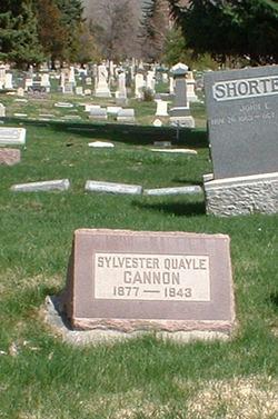 Sylvester Quayle Cannon