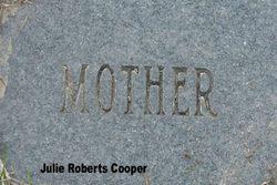 Julia Ann <i>Roberts</i> Cooper