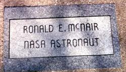 Dr Ronald E. McNair