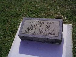 William Van Cole