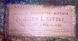 Marilyn L. <i>York</i> Setzke