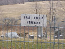 Grey Valley Cemetery
