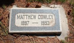 Matthew Cowley