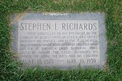 Stephen Longstroth Richards
