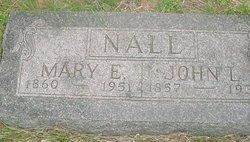 Mary Elizabeth Puss <i>Black</i> Nall