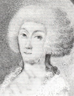 Catherine Bonny Kate <i>Sherrill</i> Sevier