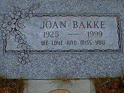 Joan <i>Olson</i> Bakke