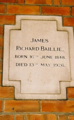 James Richard Baillie
