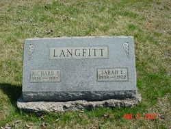 Sarah Elizabeth <i>Roberts</i> Langfitt