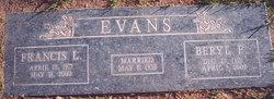 Francis Lowell Evans