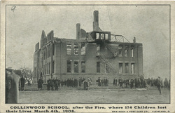 Collinwood School Fire Memorial