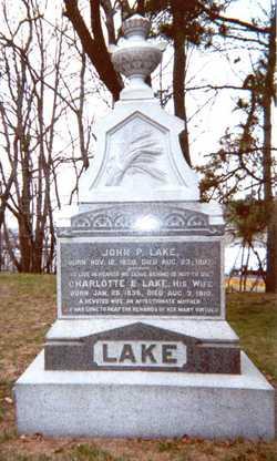 John Polhemus Lake, II