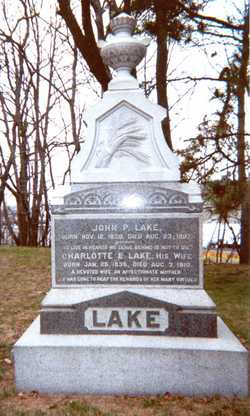 John Polhemus Lake, III