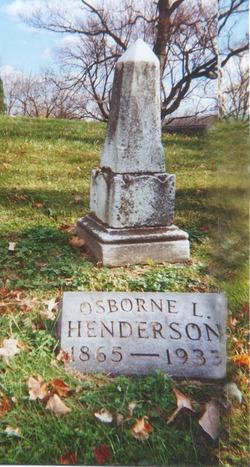 Osborne Lester Henderson
