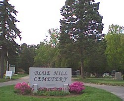 Blue Hill Cemetery