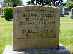 Theodore Thurston Geer