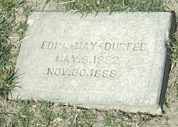 Edna May Durfee