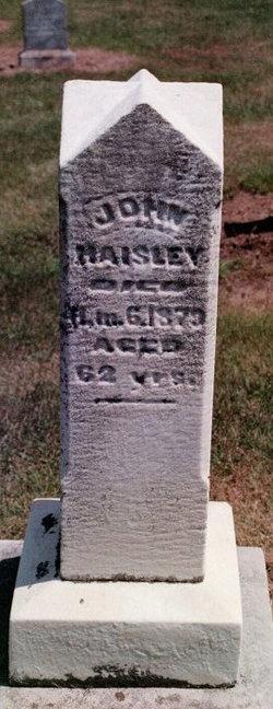 John Haisley