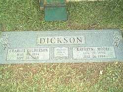 Kathryn <i>Moore</i> Dickson