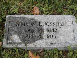 Simeon T. Josselyn