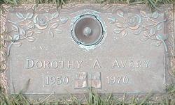 Dorothy <i>Place</i> Avery