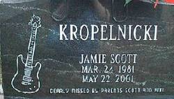 Jamie Scott Kropelnicki