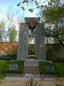 Memorial to the Victims of Dachau