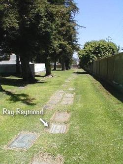 Ray Raymond