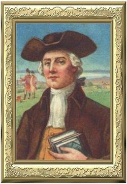 Capt Nathan Hale