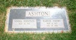 Marvin Jeremy Ashton