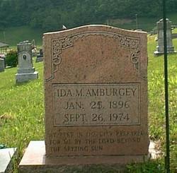 Ida Mae <i>Noble</i> Amburgey