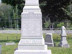 Gen Pleasant Adams Hackleman