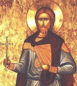 Saint Alban of Britain