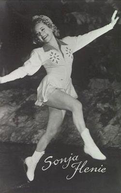 Sonja Henie