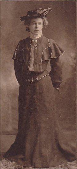 Ethel Victoria <i>Densford</i> Fiester