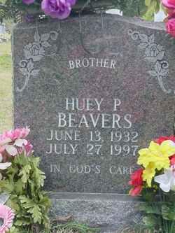 Huey P. Beavers