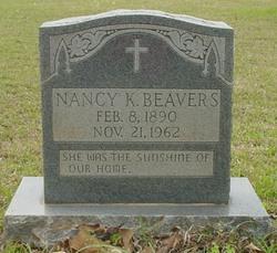 Nancy Elizabeth <i>Kelly</i> Beavers
