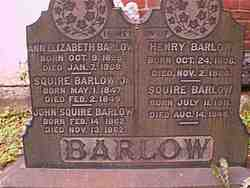 Squire Barlow, Jr