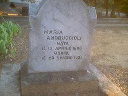 Maria Andruccioli