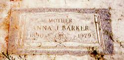 Anna J Barker