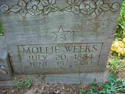 Mollie <i>Weeks</i> Chambers