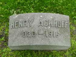 Henry Ackhoff