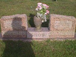 Nora Mae <i>Childs</i> Snow