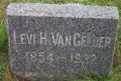 Levi Hopper Van Gelder