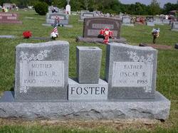 Oscar Roy Foster